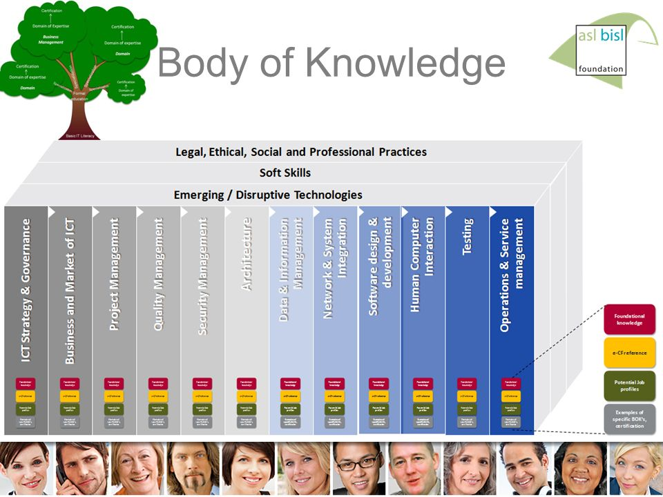 5 © ASL BiSL Foundation Body of Knowledge
