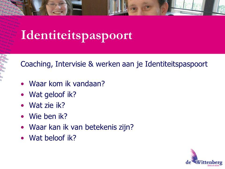 Identiteitspaspoort Coaching, Intervisie & werken aan je Identiteitspaspoort Waar kom ik vandaan.