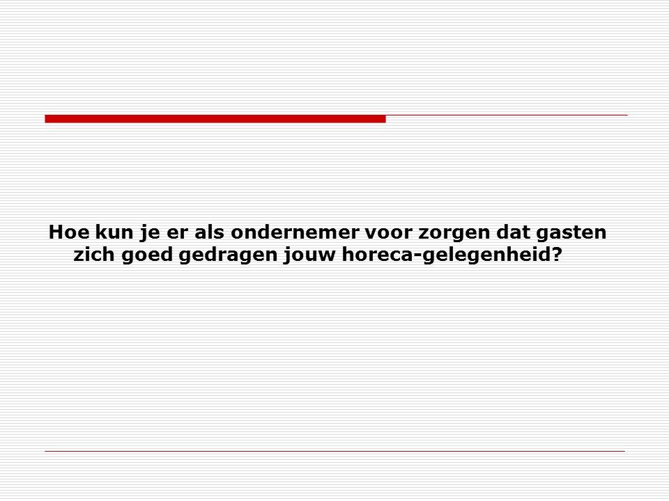 Sociaal-Hygienisch beleid Video Contact maken bij regelhandhaving http://passie.horeca.nl/video/15658/het_reageren_op_een_verborgen_ regelovertreding
