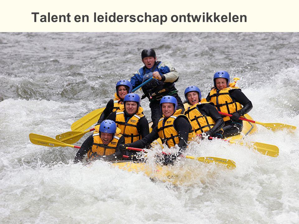 Talent en leiderschap ontwikkelen