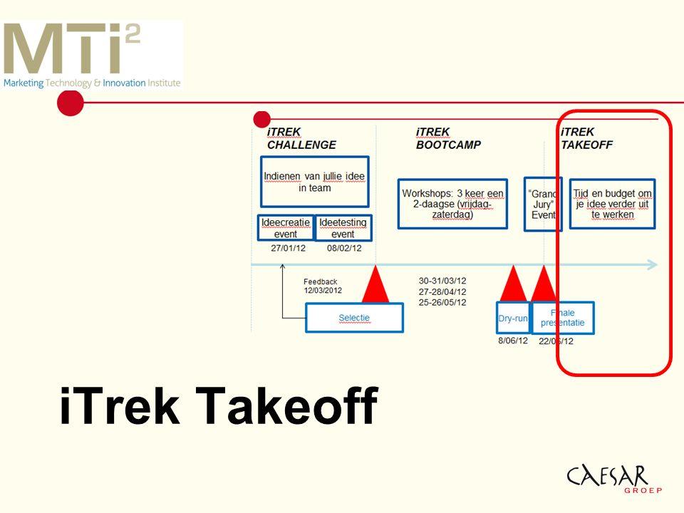 iTrek Takeoff