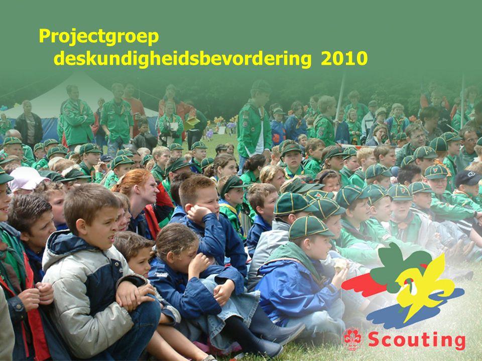 Projectgroep deskundigheidsbevordering 2010