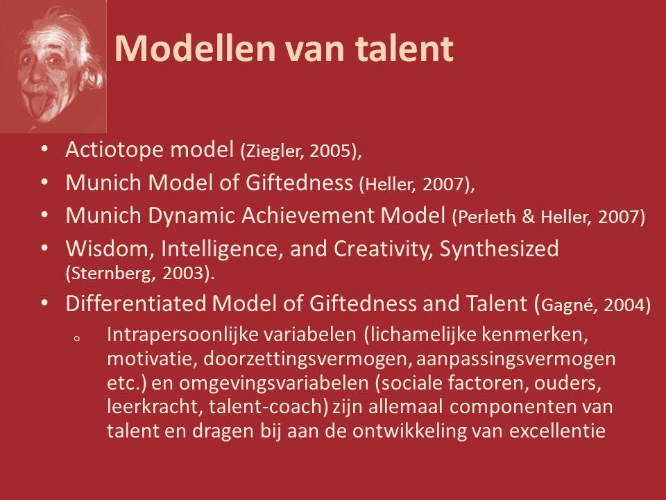 Wat is talent.En wat is het niet.