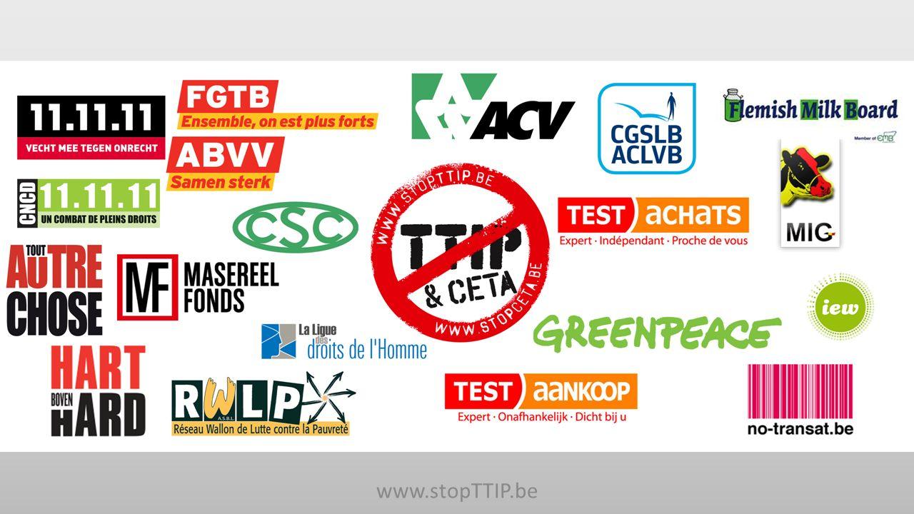 Vincent de Brouwer Executive Director Greenpeace België Wat brengt ons samen.