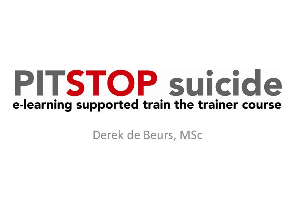 Derek de Beurs, MSc