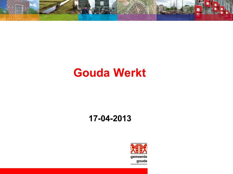 Gouda Werkt 17-04-2013