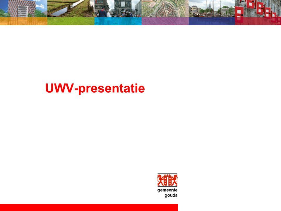 UWV-presentatie