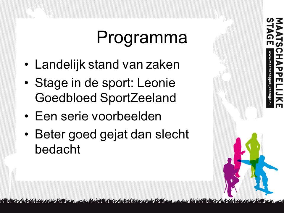 Voorbeelden continuïteit Parnassia Den Haag (zorginstelling)
