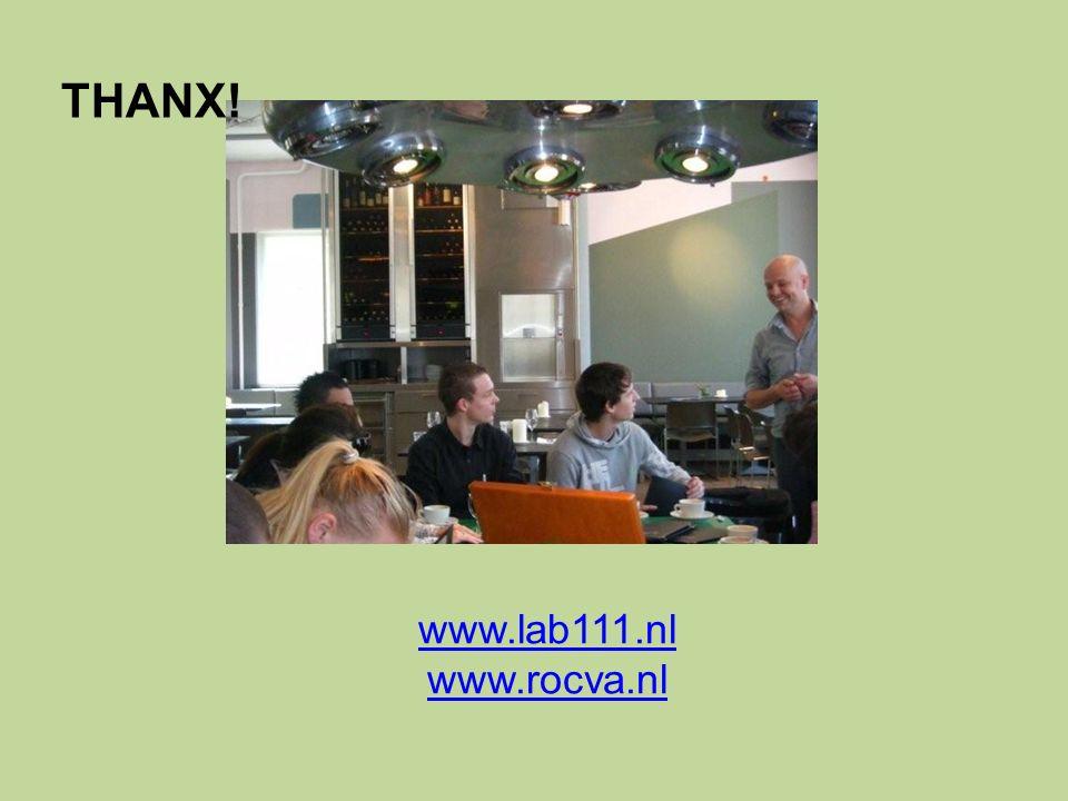 www.lab111.nl www.rocva.nl THANX!