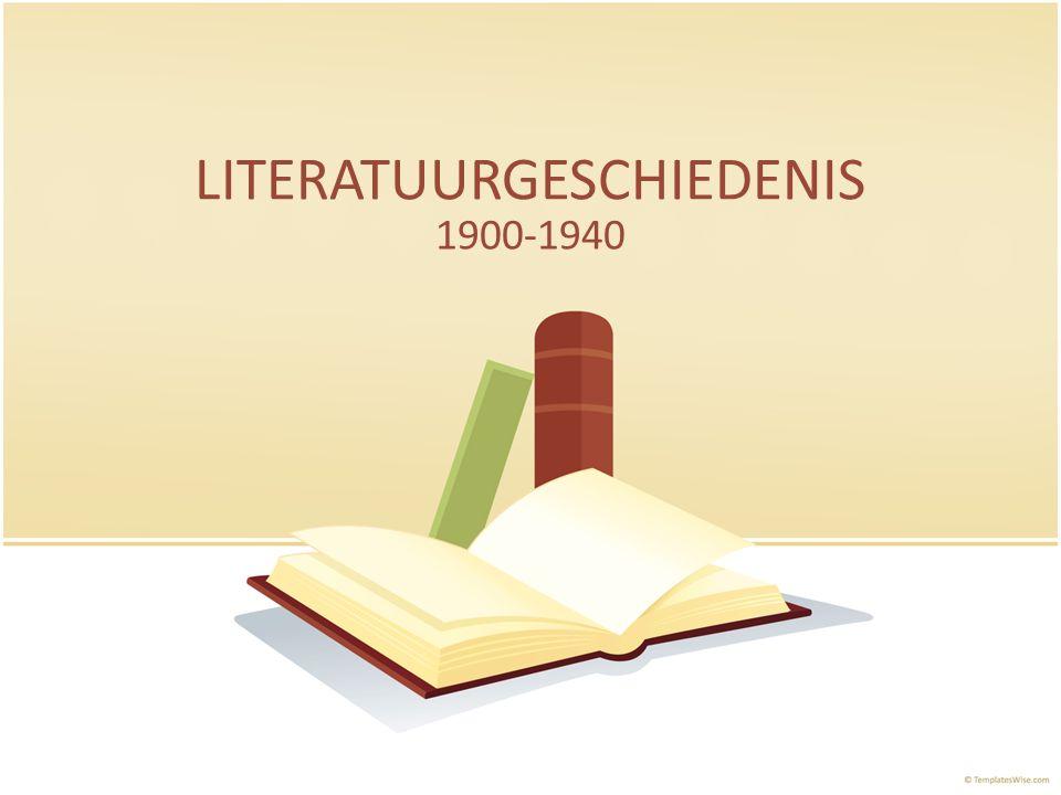 waarom literatuurgeschiedenis .