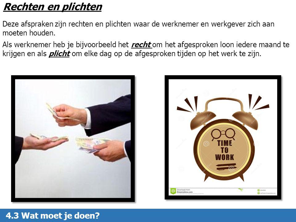 Bepaalde tijd en onbepaalde tijd Arbeidsovereenkomst Bepaalde tijd Onbepaalde tijd Dit is in ''tijdelijke dienst''.