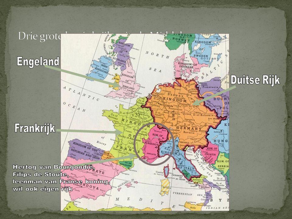 Uitbreiding rijk door:  Huwelijken  Erfenissen  Oorlogen  Kopen