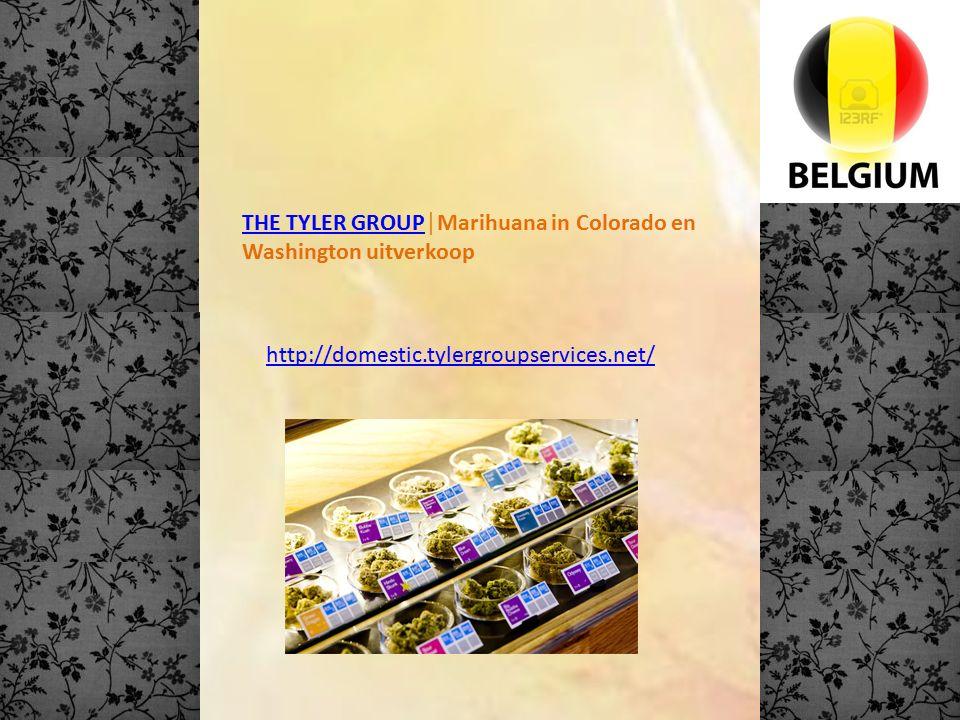 THE TYLER GROUPTHE TYLER GROUP│Marihuana in Colorado en Washington uitverkoop http://domestic.tylergroupservices.net/