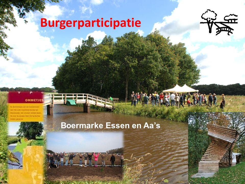www.3-n.info Boermarke Essen en Aa's Burgerparticipatie