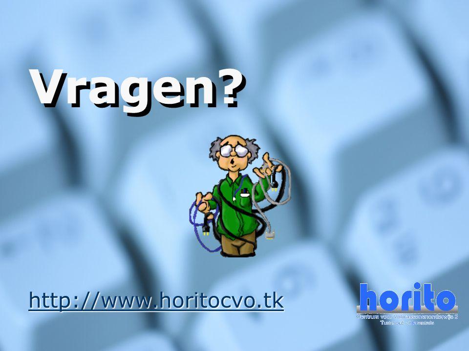 Vragen? http://www.horitocvo.tk
