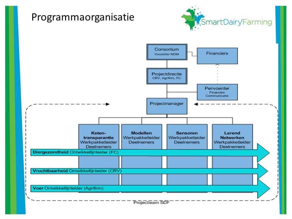 Praktische ervaringen Start Voorstel, begroting, overeenkomst Duidelijkheid wat gaan we doen Rol en taakverdeling opstellen