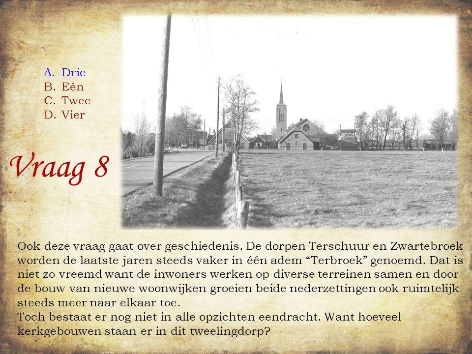 Vraag 7 Welk van de volgende auteurs heeft NOOIT in het dorp Barneveld gewoond.