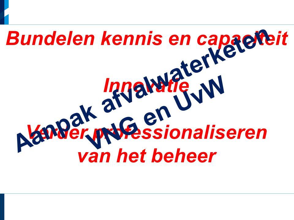 """Tekort aan grondstoffen? (fosfaat) """"Cradle tot Cradle"""" Duurzame energie Nieuwe stoffen in afvalwater (o.a. medicijnen) Bundelen kennis en capaciteit I"""