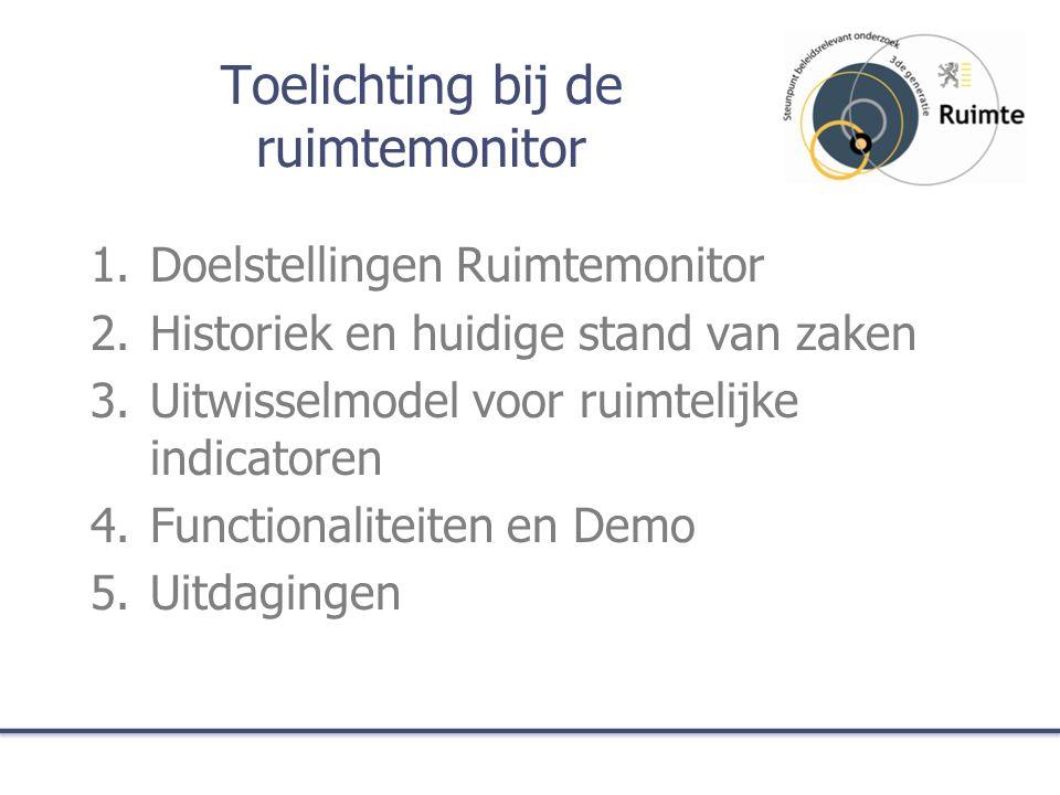 Interoperabele monitors Regionaal Lokaal