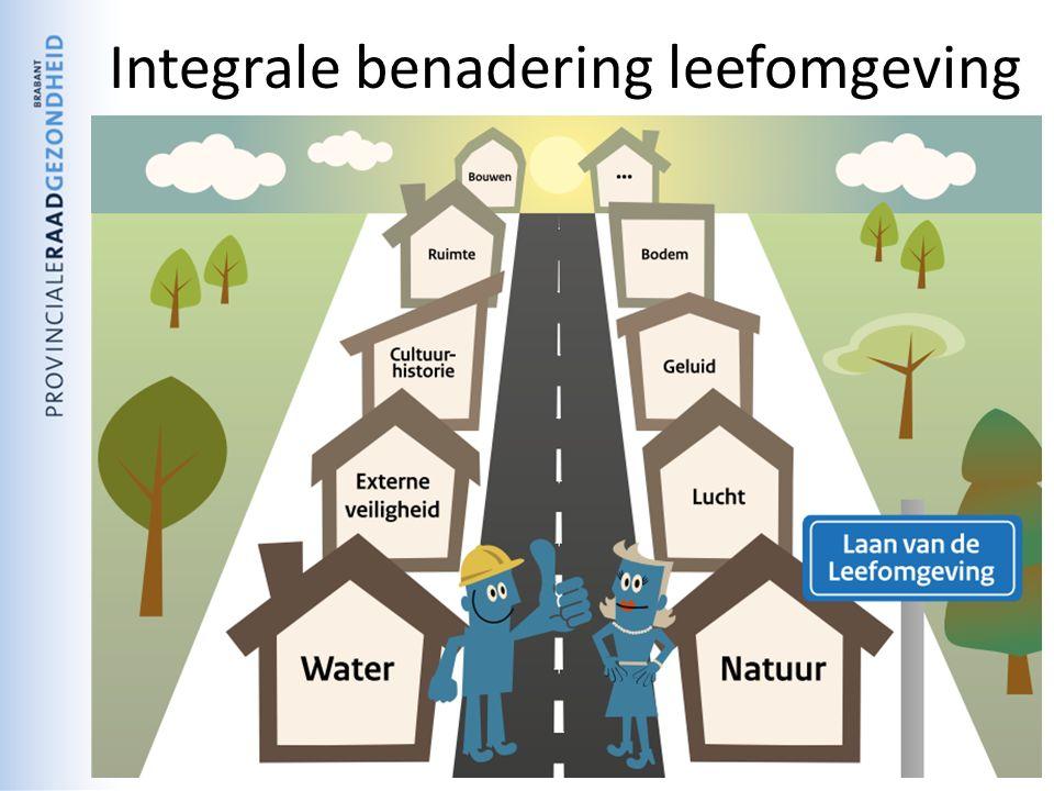 Integrale benadering leefomgeving