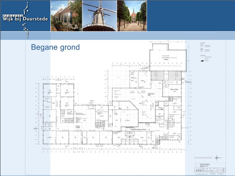 't baken Gymzaal Bibliotheek MF Speel-o-theek KNM Kind & Co Begane grond Middelweg Hordenweg