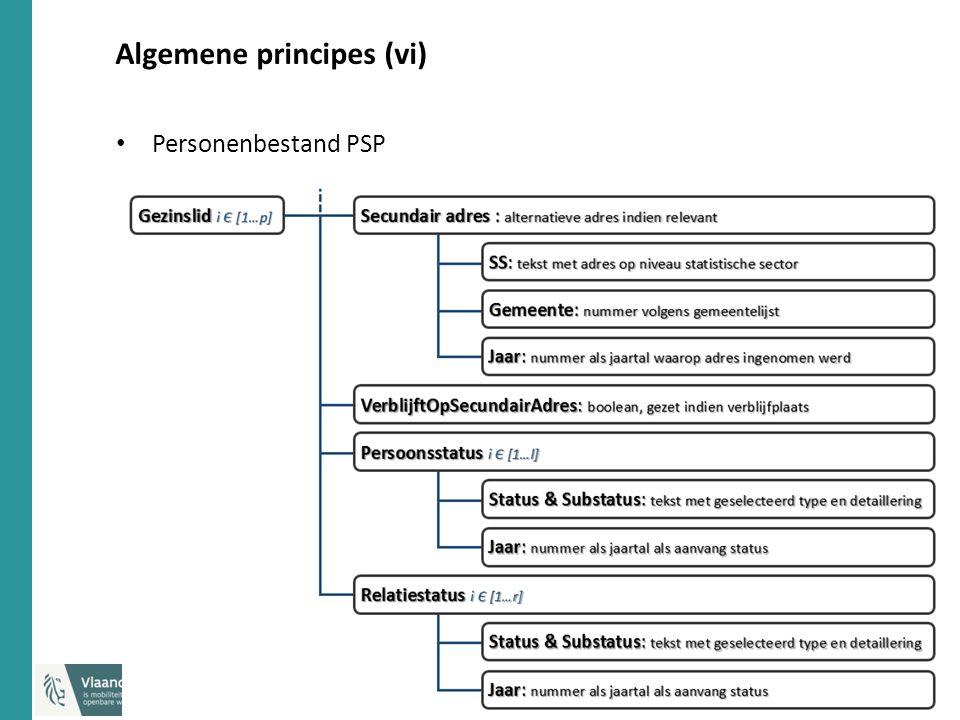 11 Algemene principes (vi) Personenbestand PSP