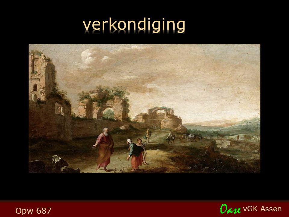 vGK Assen Oase Opw 687