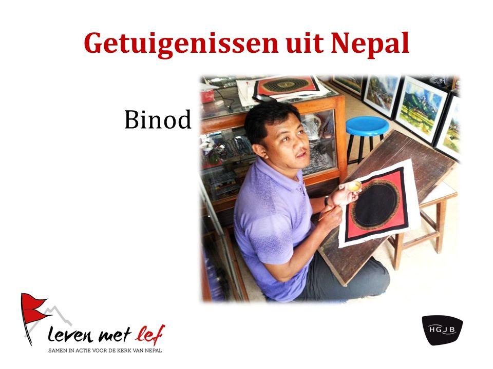 Getuigenissen uit Nepal Binod