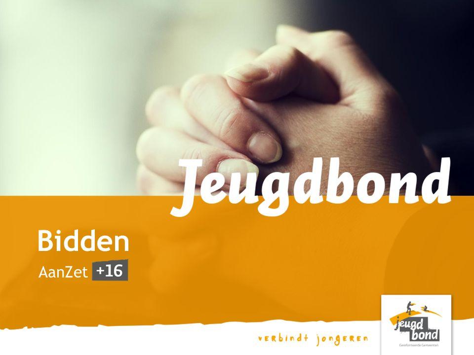 Introductieopdracht (1) Zoek verschillende Bijbelgedeelten op die over bidden gaan.
