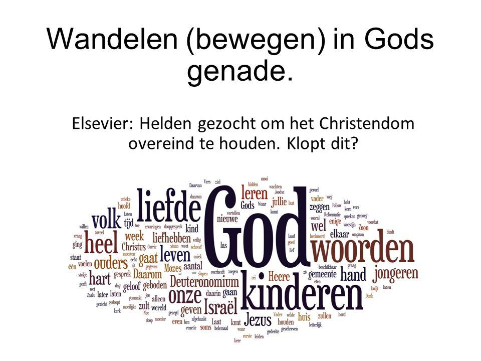 Elsevier: Helden gezocht om het Christendom overeind te houden.