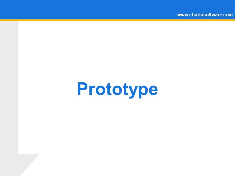 www.chartasoftware.com Prototype