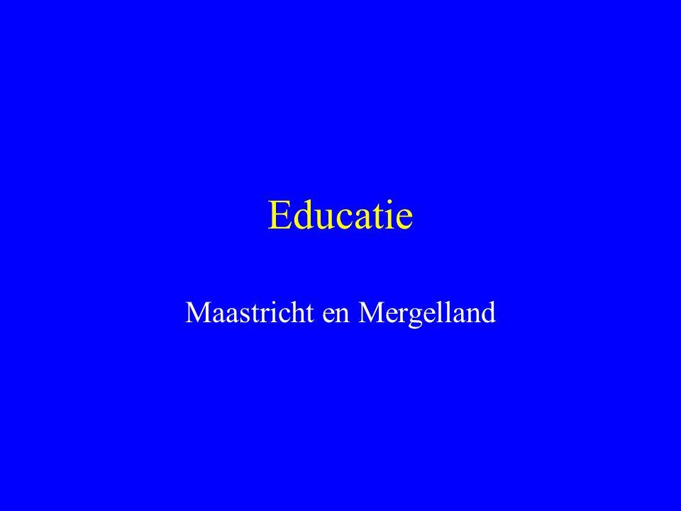 Educatie Maastricht en Mergelland