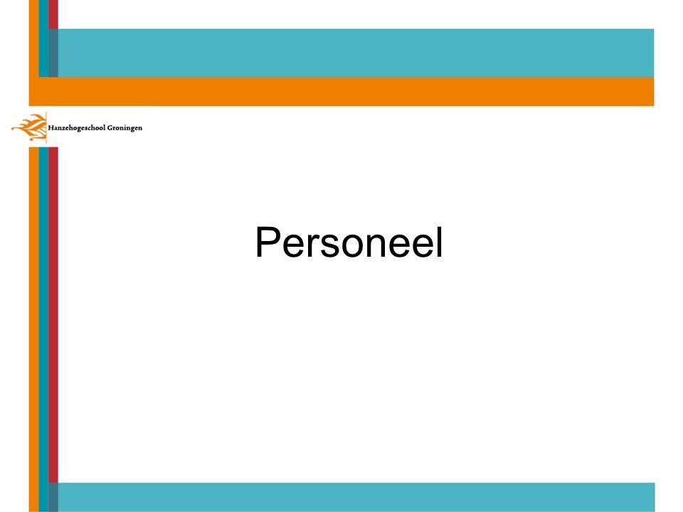 Personeel