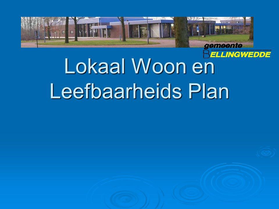 Lokaal Woon en Leefbaarheids Plan