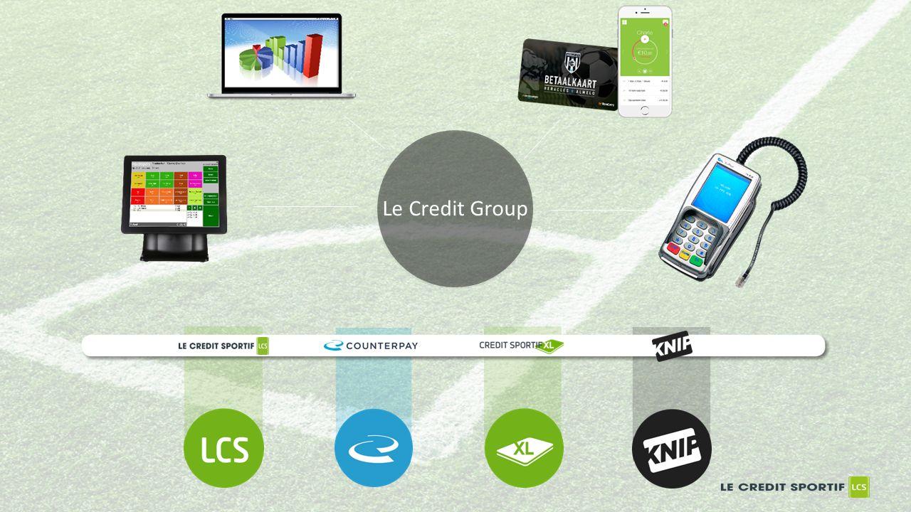 Le Credit Sportif 2016 en verder..