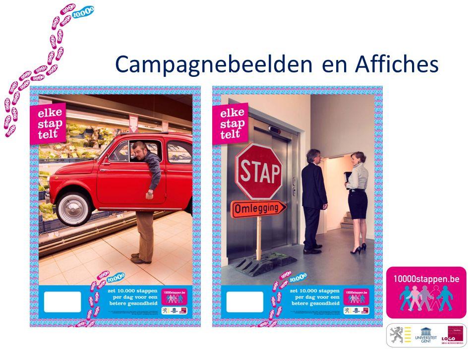 Campagnebeelden en Affiches