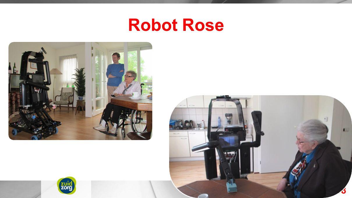 18 Robot Rose