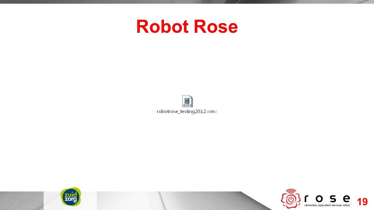 19 Robot Rose