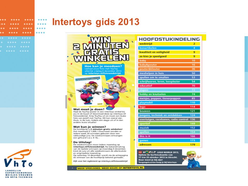 Intertoys gids 2013