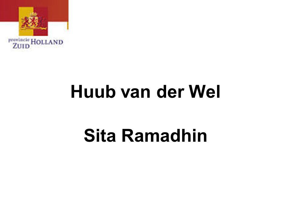 Huub van der Wel Sita Ramadhin