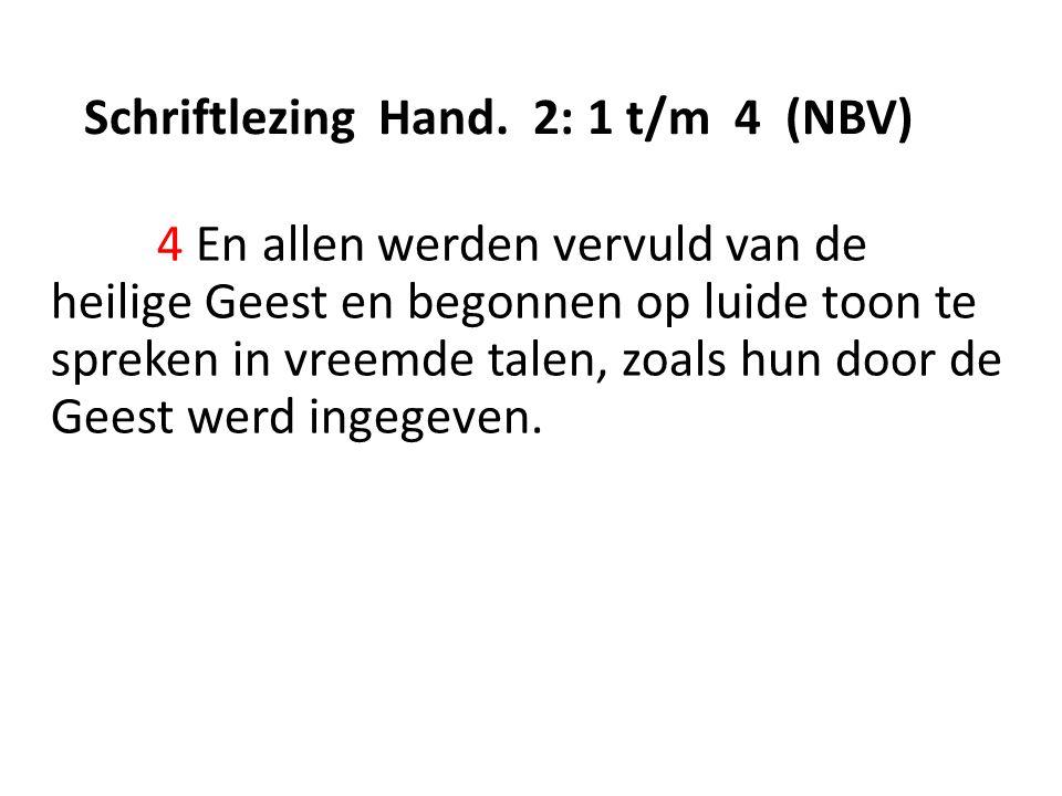 Schriftlezing Hand.