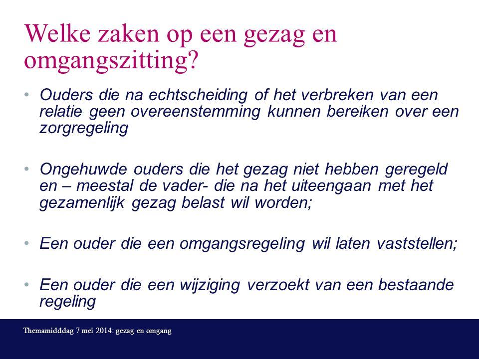 En wat hebben wij voor voorzieningen in Gelderland.