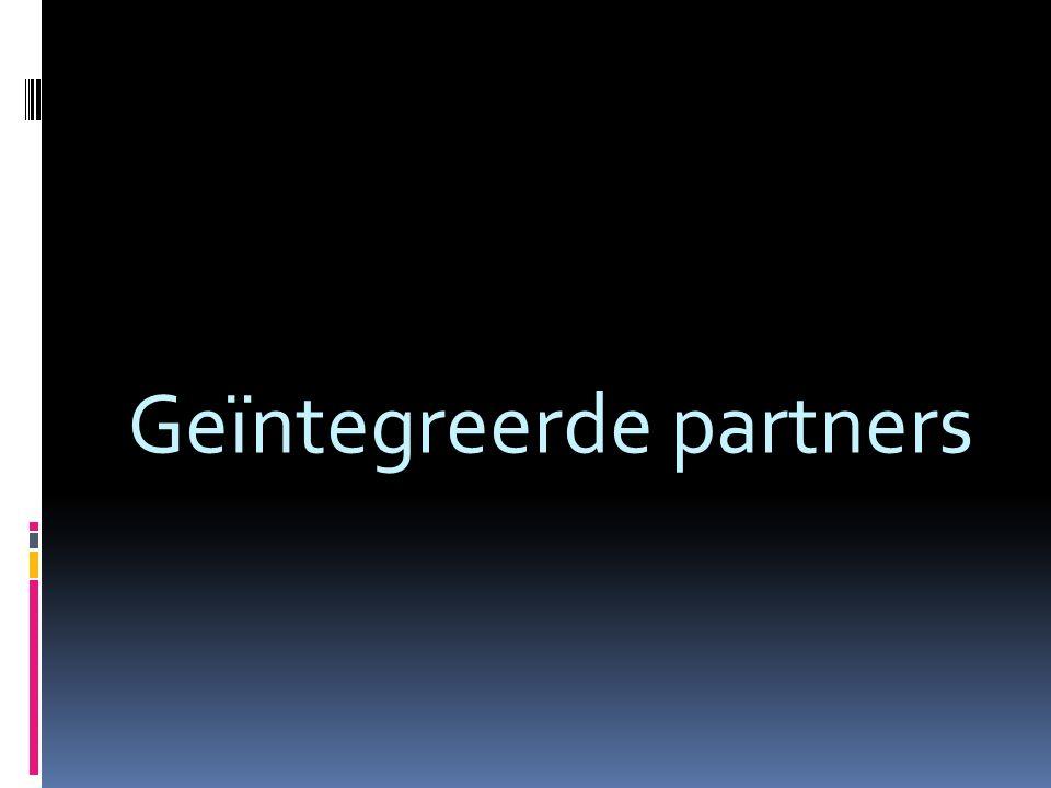 Geïntegreerde partners