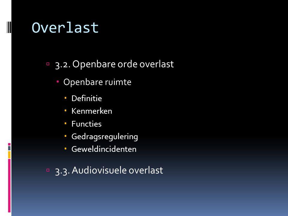Overlast  3.2.