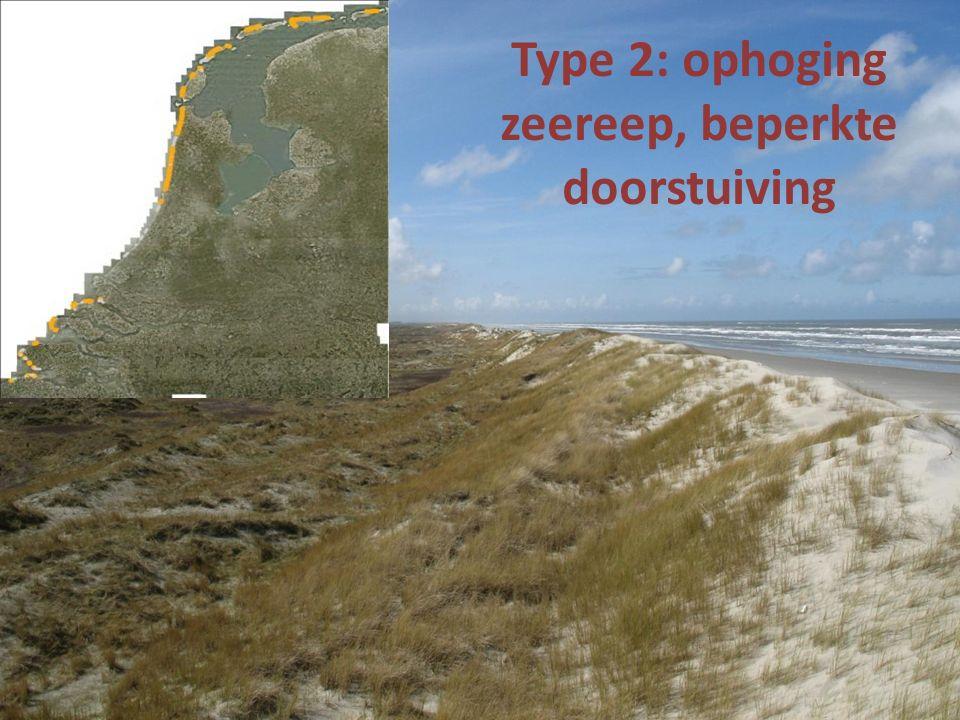 Utrecht, 28 januari 2016 Stratificatie onderzoeksopzet effecten instuivend suppletiezand op vegetatie Focus op 3 Habitattypen: H2110 Embryonale duinen, H2120 Witte duinen H2130_A Grijze duinen kalkrijk H2130_B Grijze duinen kalkarm