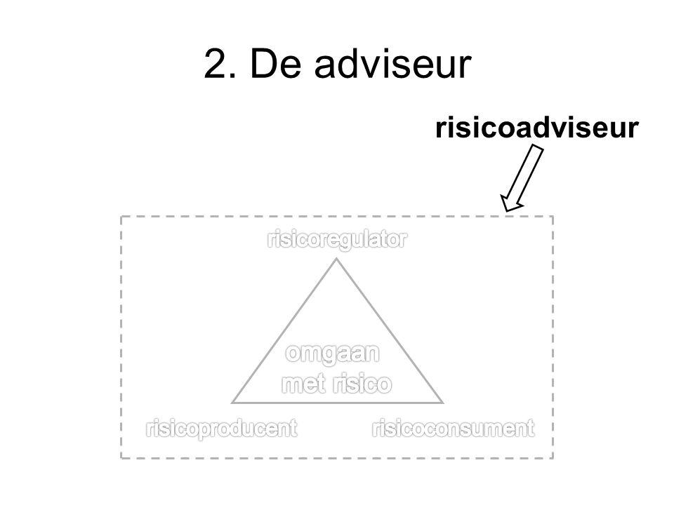2. De adviseur risicoadviseur