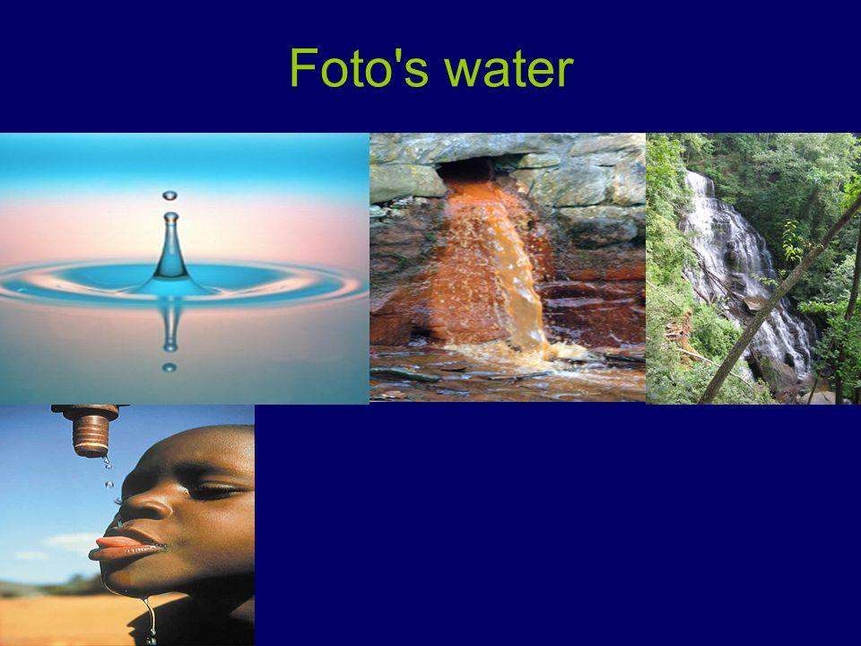 Foto s water