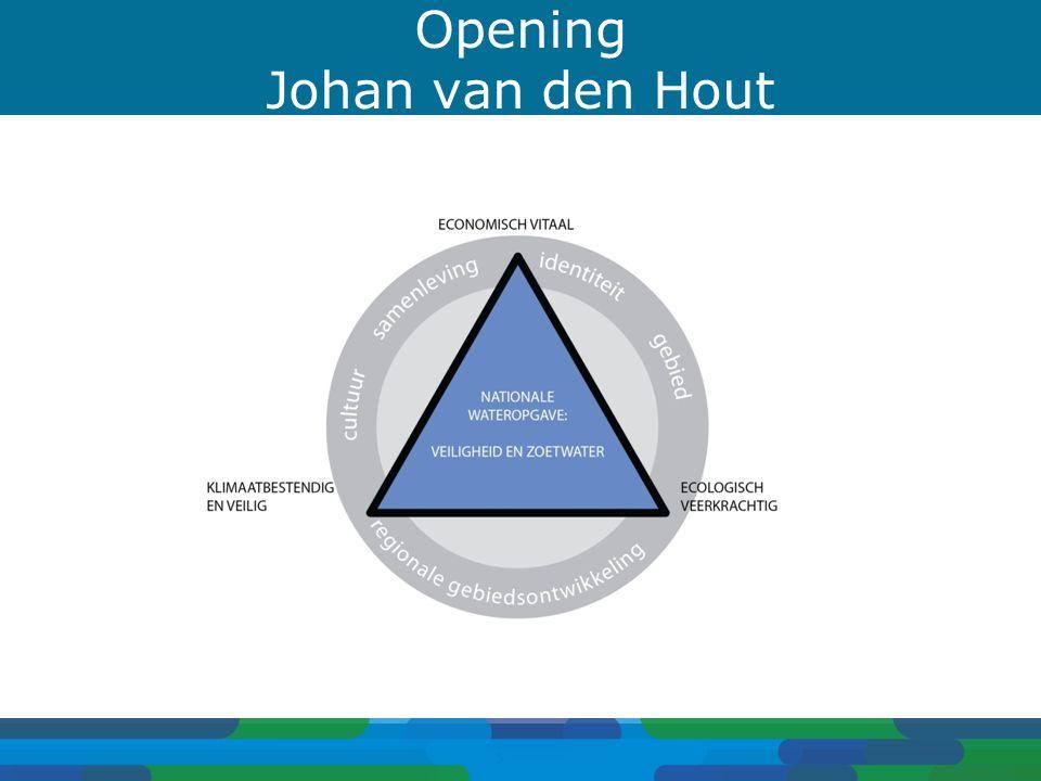 Opening Johan van den Hout 5