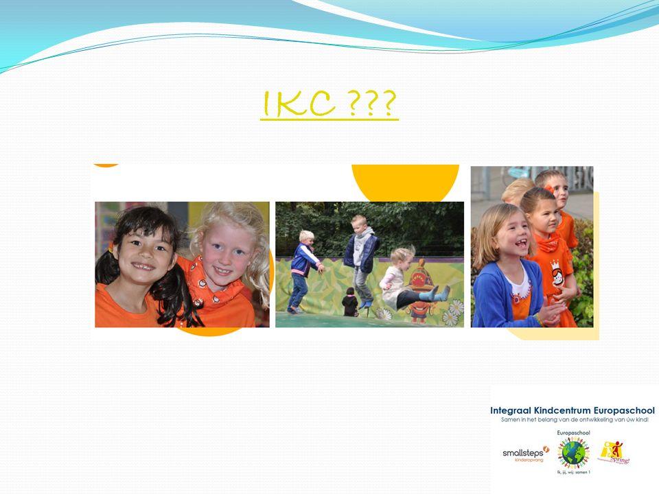 Visie basisvoorziening voor alle kinderen van 0-13 jaar gezamenlijke pedagogische- en educatieve visie doorlopende leerlijn: één lijn in zorg; afstemming en communicatie met ouders en kinderen en de wijk breed te ontwikkelen.