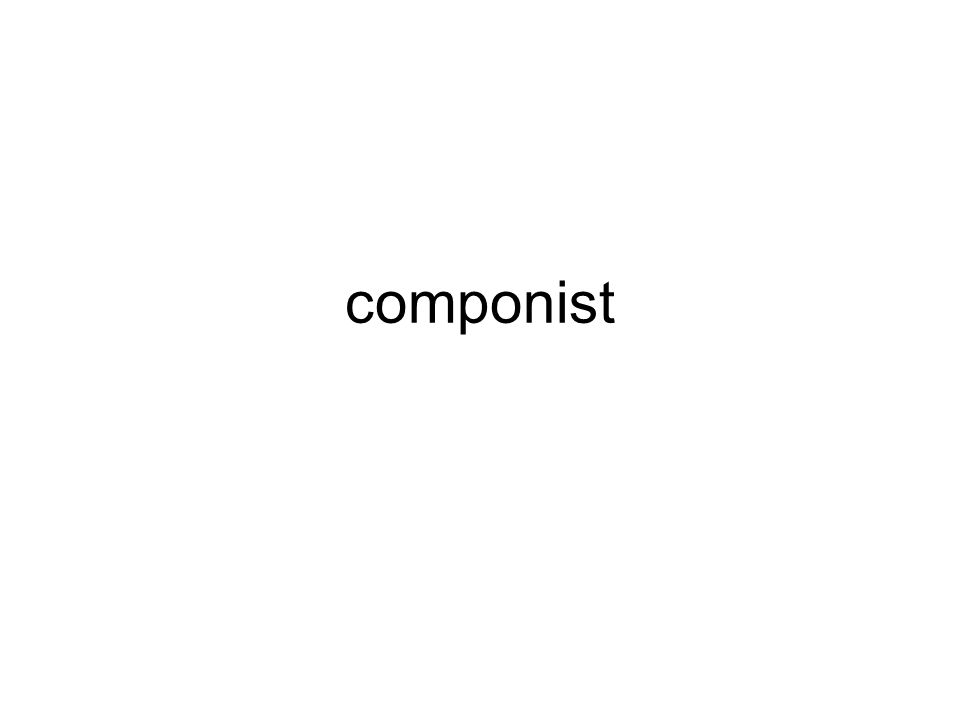 componist